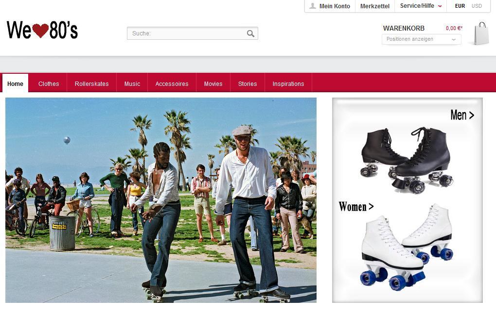 Der eigene Onlineshop Webdesign Birkenfeld bei Pforzheim