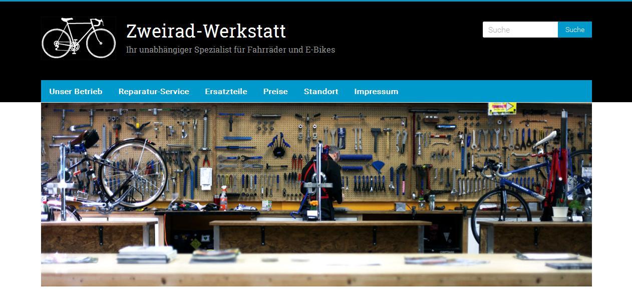 Die eigene Firmen-Website
