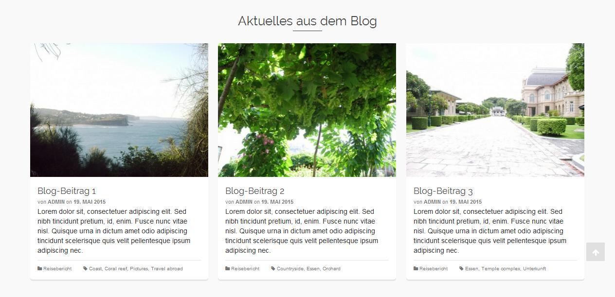 Aktuelle Blog-Beiträge